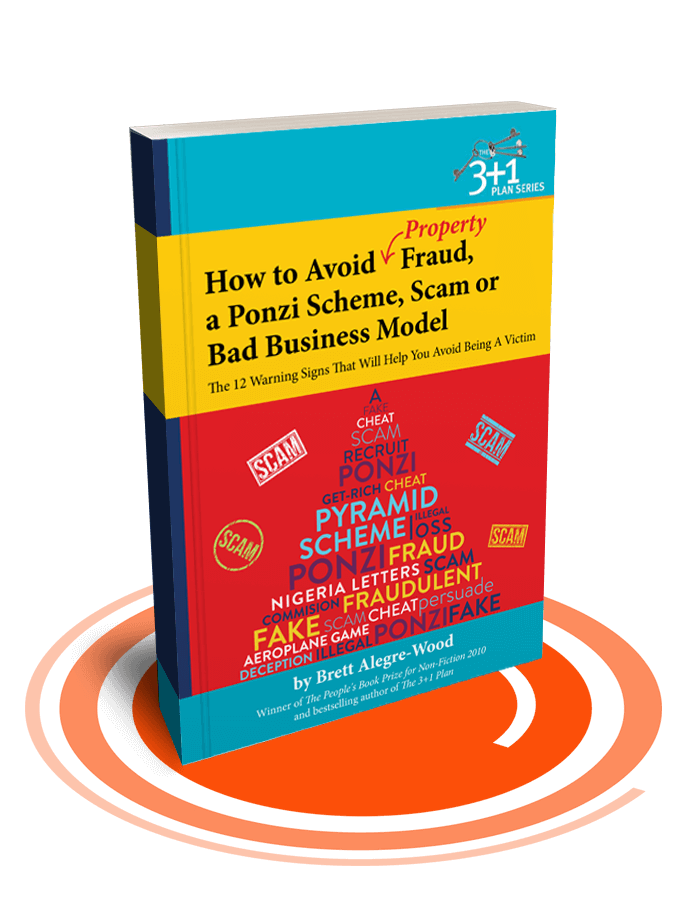 Avoid Ponzi and Scam Book
